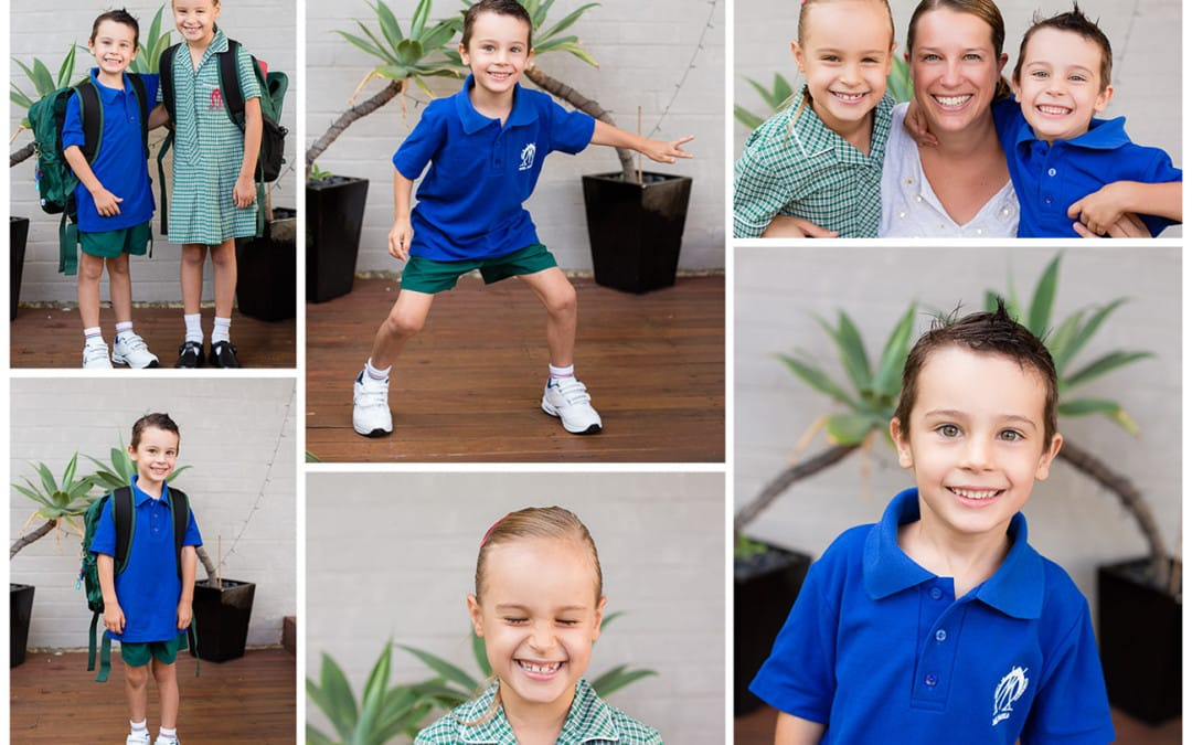 Take your best first day of school photo's ever!