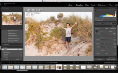 Get started using Lightroom Classic CC – Fast!